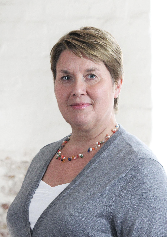 Porträt von Elisabeth Schöppner