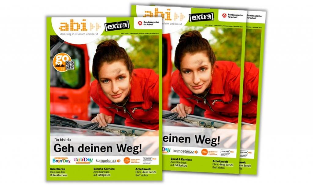 Titelbild Neues abi>> extra Heft