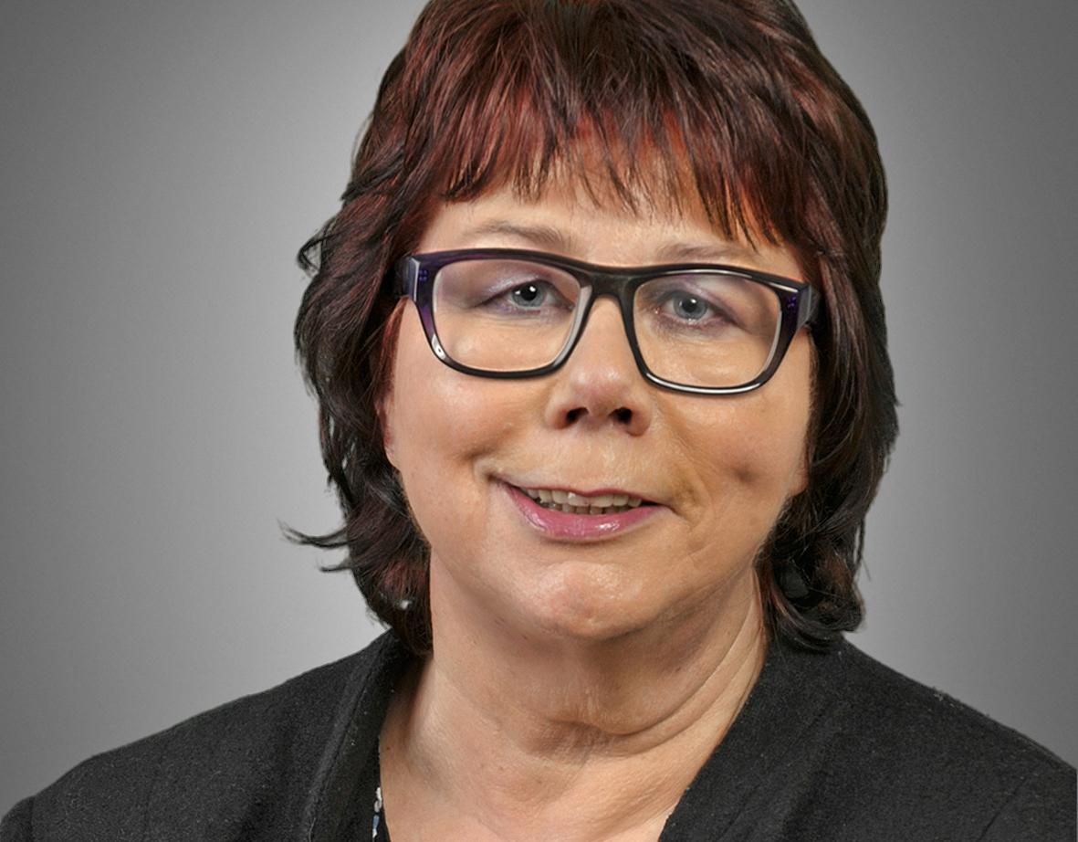 Porträt von Barbara Schwarze