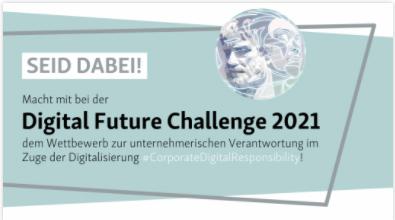Logo derDigital Future Challenge