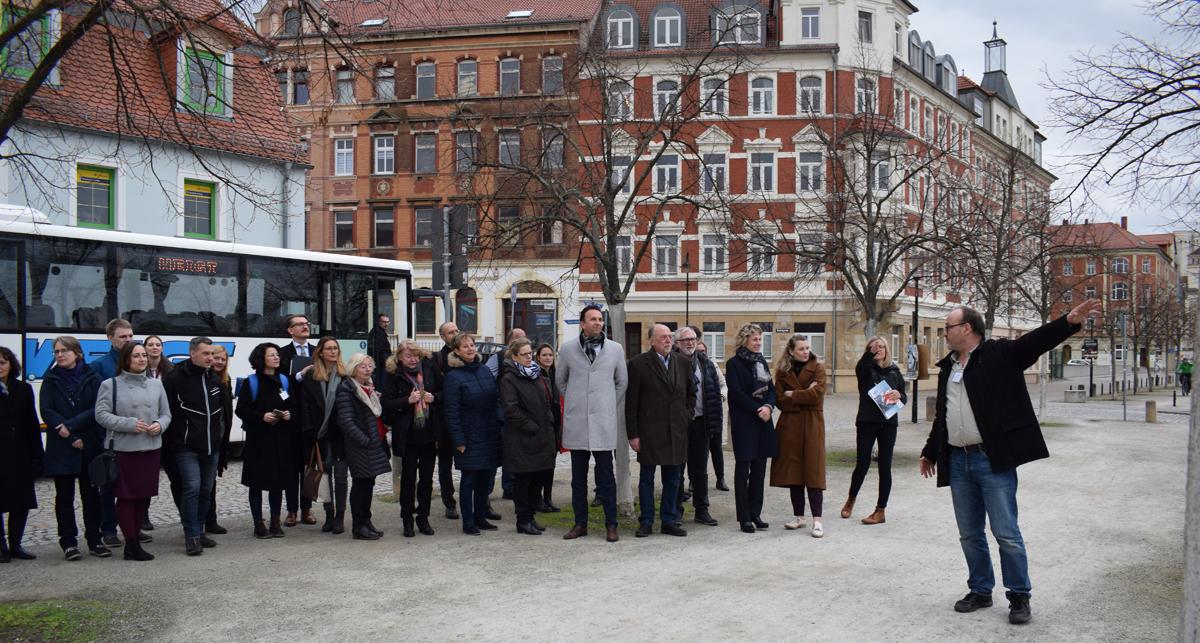 Bild DWK Austauschtreffen in Riesa