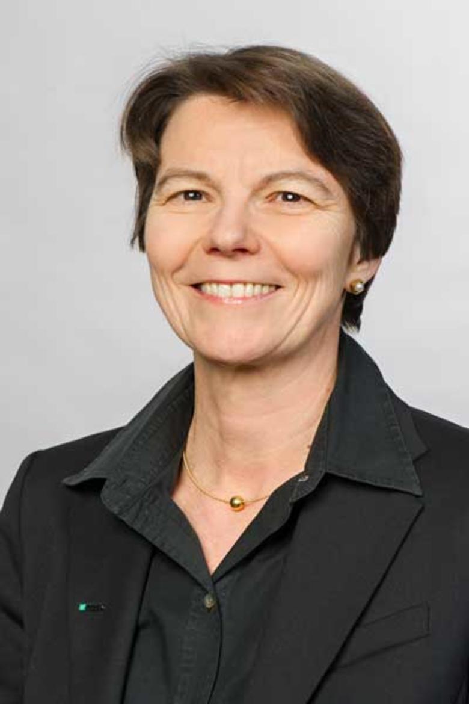 Porträt von Prof. Dr. Claudia Eckert
