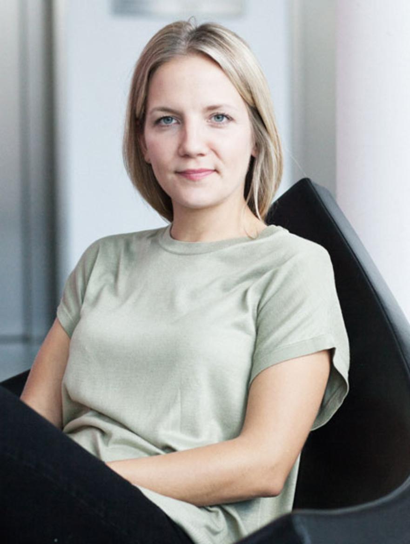 Porträt von Mareike Richter