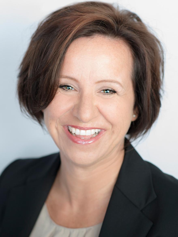 Porträt von Nicole Kreie