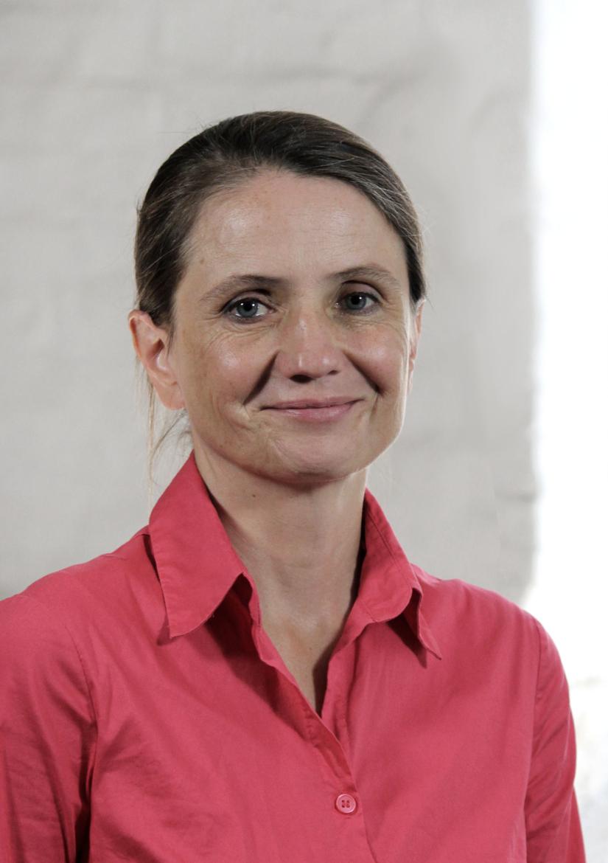 Porträt von Ines Großkopf