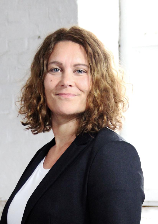 Porträt von Simone Plaß