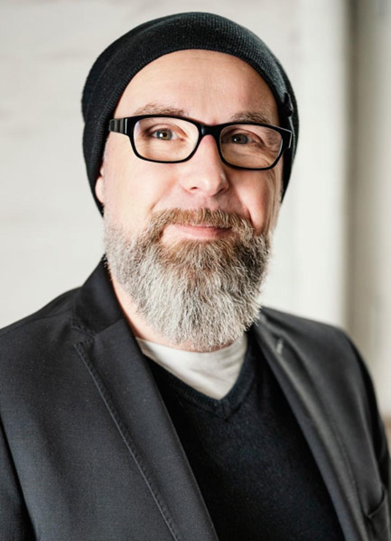 Porträt von Christoph Kröger