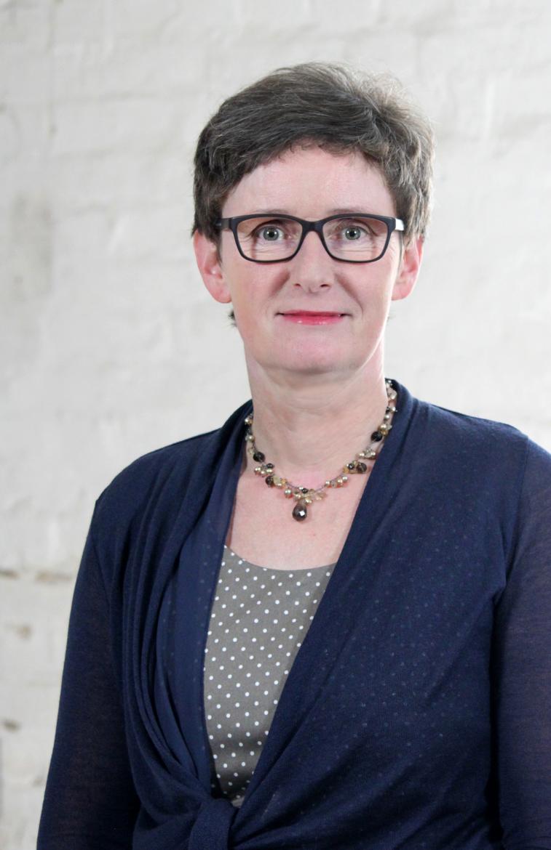 Porträt von Dr. Ulrike Struwe