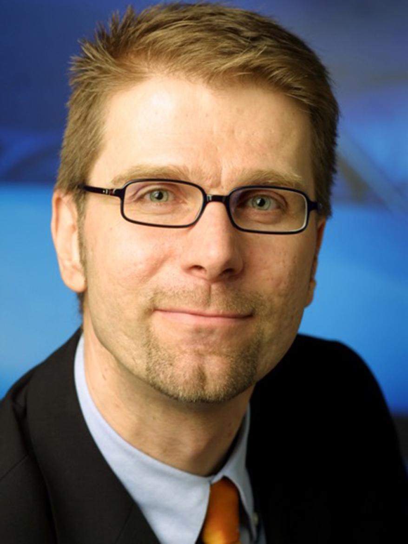 Porträt von Hans W. Jablonski