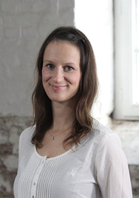 Porträt von Christina Weiß