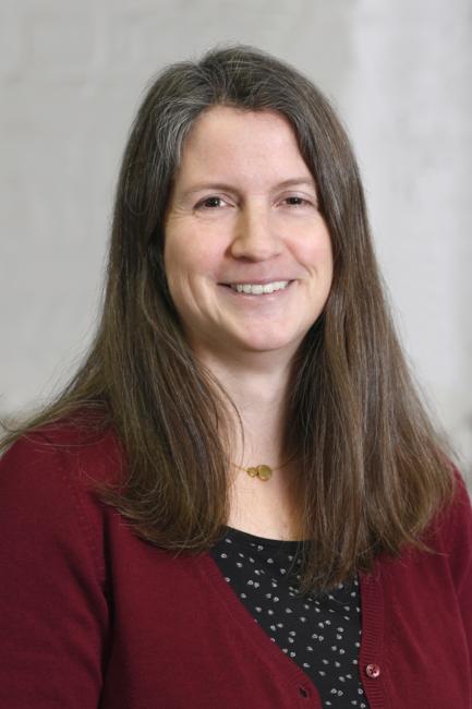 Porträt von Dr. Miriam Bröckel