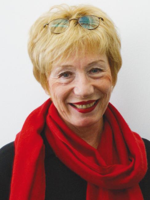 Porträt von Dr. Regina Buhr