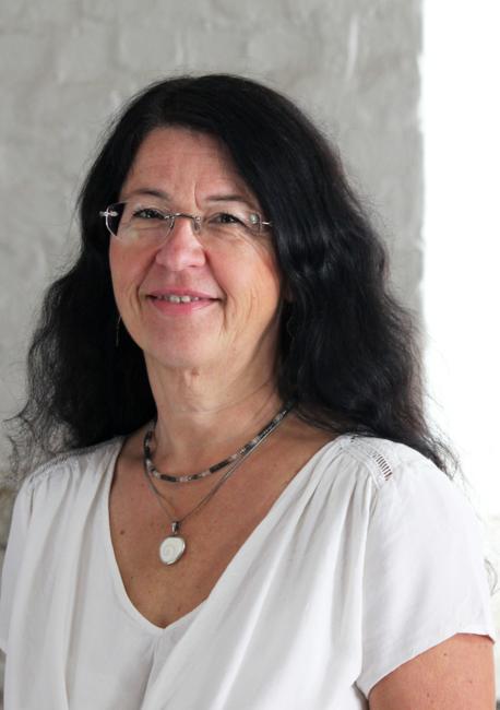 Porträt von Ute Kempf
