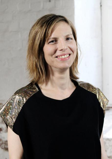 Porträt von Nina Reining