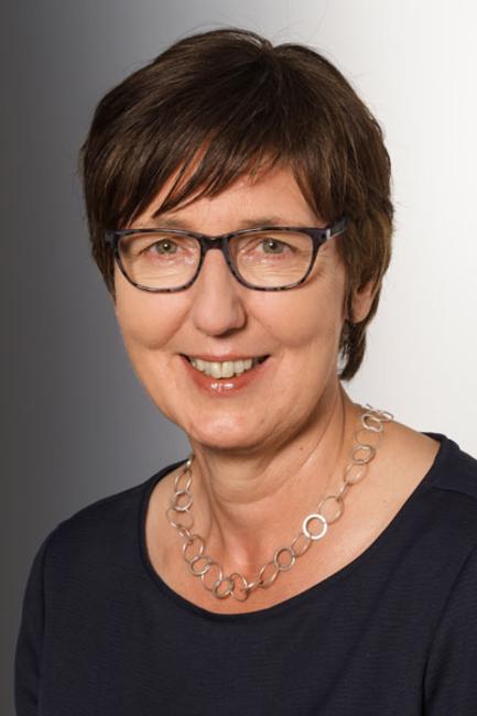 Porträt von Cornelia Schlebusch