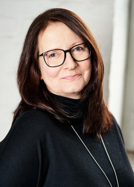 Porträt von Annette Schudy