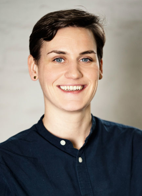 Porträt von Juliana Groß