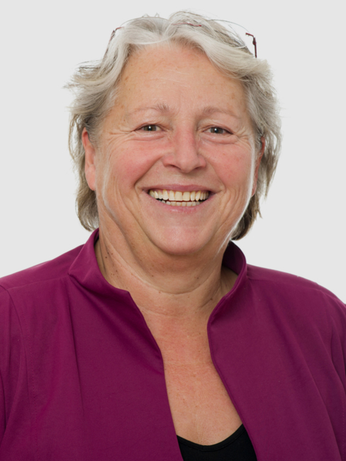 Porträt von Prof. Dr.-Ing. Gabriele Schade