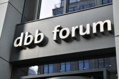 Blick auf das dbb Forum