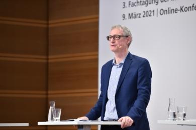 Staatssekretär im BMBF Christian Luft