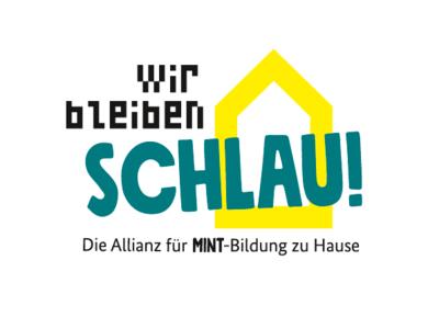 Logo MINT Allianz Wir bleiben schlau
