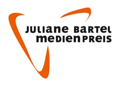 Logo des Juliane Bartel Medienpreis